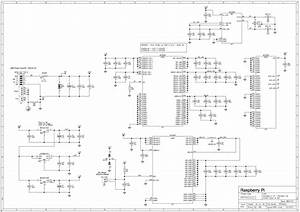 Raspberry Pi Model B Revision 2 0 Schematics  Raspberrypi