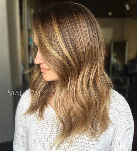 Light Brown And Hairstyles by 50 Light Brown Hair Color Ideas With Highlights And Lowlights