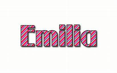Emilia Logos Stripes