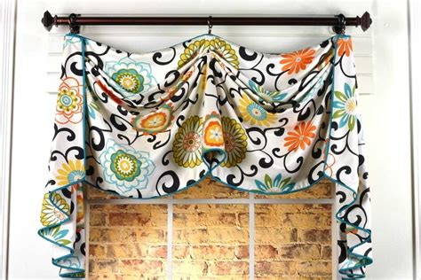 patterns for valances window treatments images