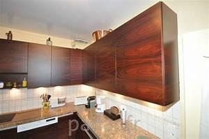 Meuble Cuisine Bois Naturel : meubles de cuisine en placage en bois naturel ~ Melissatoandfro.com Idées de Décoration