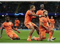 Manchester City 1 2 Olympique Lyonnais Résumé du match