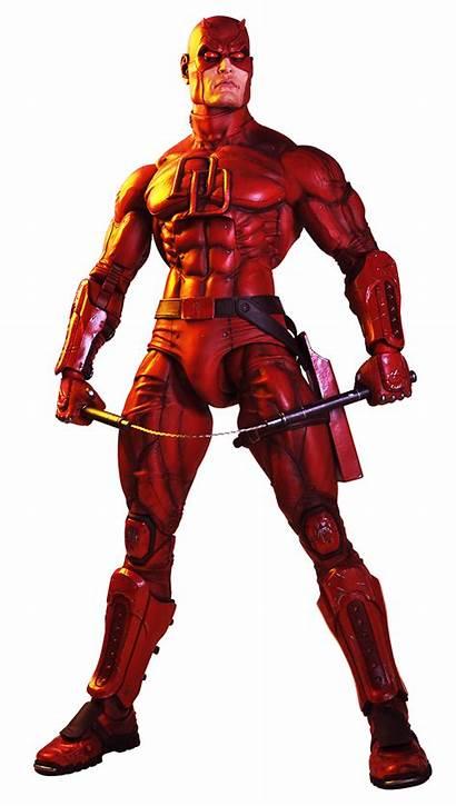 Daredevil Figure Neca Marvel Scale Action Comics