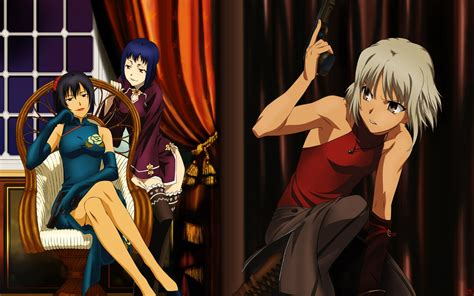 Canaan Anime Wallpaper - canaan images alphard qi canaan hd wallpaper and