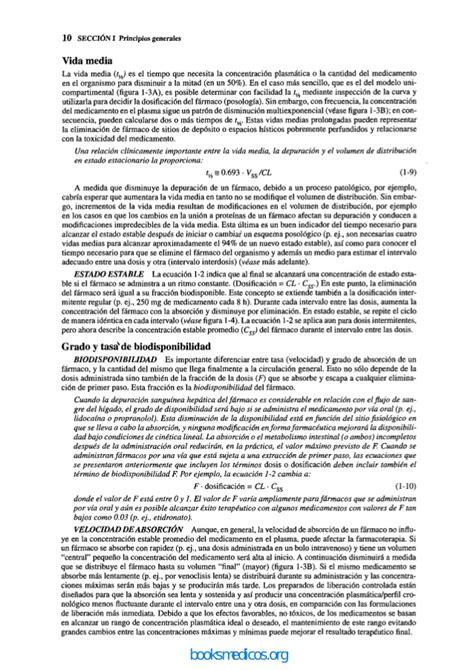 Goodman gilman manual de farmacología y terapeutica 1 25