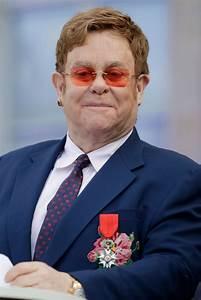 Sir Elton John to get France's Legion of Honor from Macron  Elton