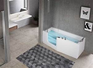 Baignoire Avec Porte Pour Senior : baignoire porte iris seniorbains ~ Premium-room.com Idées de Décoration
