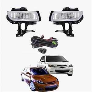 Mazda Bt-50 2009-2011 Fog Light Kit