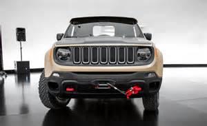 bad beige jeep comanche il renegade diventa up wired