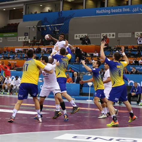 coupe du monde de handball tunisie espagne en huitieme