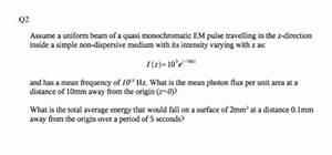 Advanced Physics Archive
