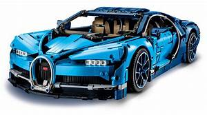 LEGO Technic Bugatti Chiron Is A Thing Of Beauty