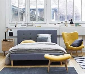 Bett Maison Du Monde : polsterbett brent von maison du monde bild 7 living at home ~ Whattoseeinmadrid.com Haus und Dekorationen