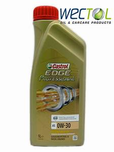 Castrol Edge Professional 0w 30 : castrol edge professional a5 0w 30 motor l titanium fst ~ Jslefanu.com Haus und Dekorationen