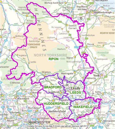 Maps and information about deaneries and parishes | The ...
