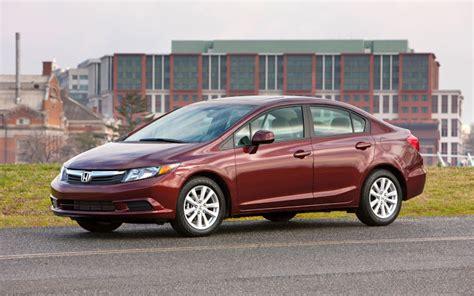 2013 Honda Civic Sedan Review