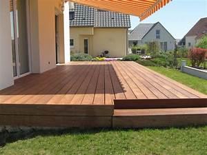 Dalle De Terrasse En Bois : conception r alisation et installation de terrasses en ~ Dailycaller-alerts.com Idées de Décoration