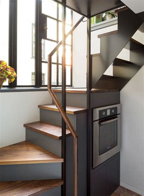 compact stairs homemydesign