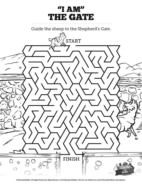 john     door bible mazes featuring  beautiful