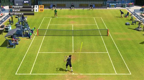 virtua tennis challenge  tennis game  ultra high
