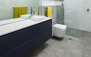 Modele De Wc : model de wc suspendat pe perete intr o baie mica ~ Premium-room.com Idées de Décoration