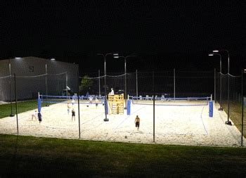 light up volleyball net volleyball court lighting packages products i love