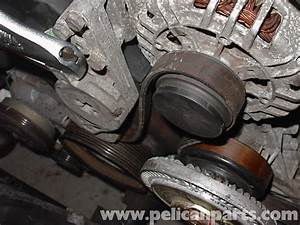 Audi A4 1 8t Volkswagen Serpentine Belt Replacement