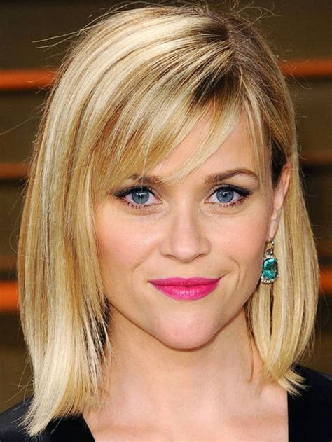 Hairstyles For With Faces by Top 10 Hairstyles For Triangle Sheideas