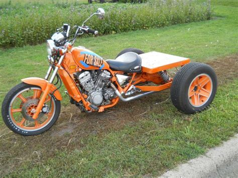 buy custom built motorcycle trike on 2040 motos