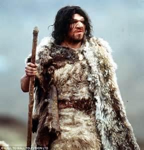Stone Age People Clothing