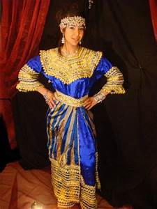 robe traditionnelle algerienne kabyle blog de algeria308 With plus belle robe kabyle