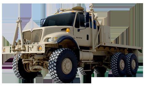 Navistar To Provide Medium Tactical Vehicles For Iraq