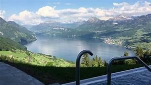 Hotel Villa Honegg Suisse : infinity pool mount b rgenstock hotel villa honegg switzerland youtube ~ Melissatoandfro.com Idées de Décoration