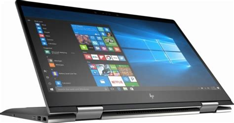 A Ryzen-based HP Envy x360 is $575 right now   PCWorld