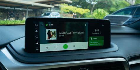 Lexus Android Auto 2020 by Check Out The New Widescreen Android Auto Interface In The
