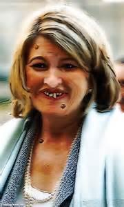 Martha Stewart Ugly