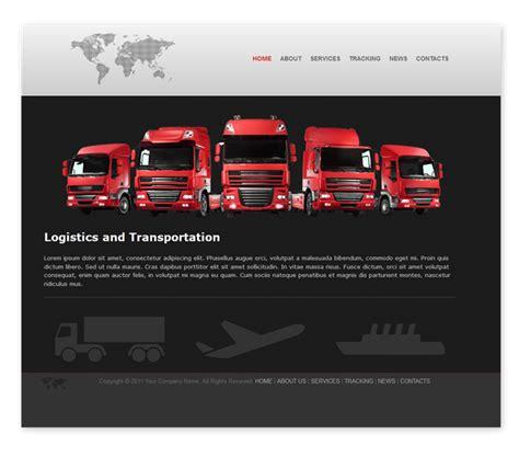 transport  logistics template templates dmxzonecom