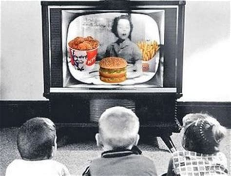 cuisine tv ban fast food advertisement targeting children child obesity