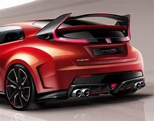 Honda Civic R : 2015 honda civic type r concept preview freshness mag ~ Medecine-chirurgie-esthetiques.com Avis de Voitures