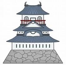 城のイラスト に対する画像結果
