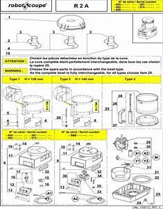 31 Robot Coupe R2 Parts Diagram