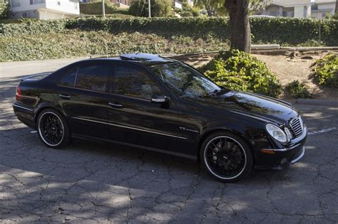 2003 E55 Amg by 2003 Mercedes E55 Amg Mbworld Org Forums