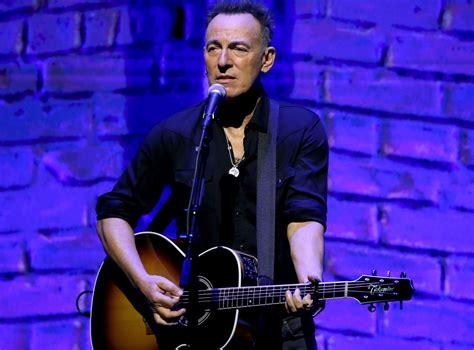 Bruce Springsteen Says Written Almost Album