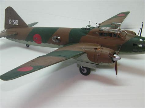 Mitsubishi Betty by Tamiya Mitsubishi Betty Bomber Imodeler