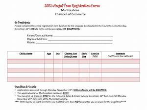 sports sign up sheets