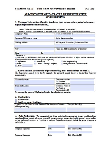 irs phone number nj new jersey vehicle power of attorney form power of