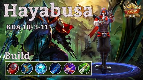 Quote Mobile Legend Hayabusa mobile legends hayabusa mvp can t catch the