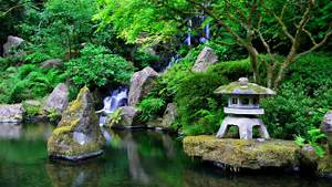 Japanese Garden Wallpaper Images » Outdoors Wallpaper 1080p