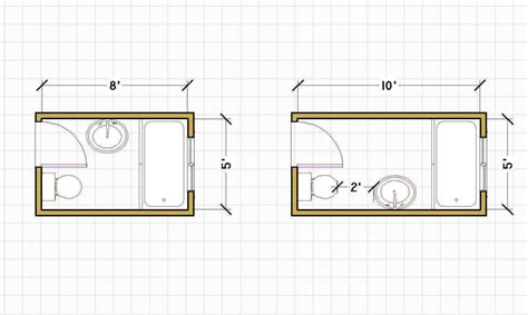 Fabulous Small Bathroom Layouts Small Bathroom Floor Plans