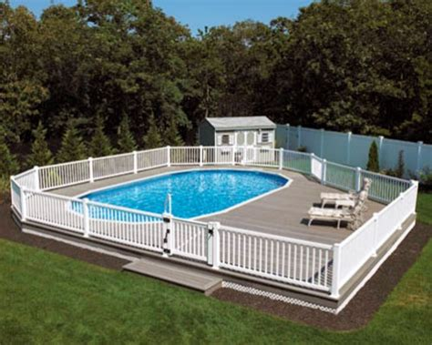 above ground swimming pools with decks above ground pools w deck are they tacky if you have one what do you think the dis disney